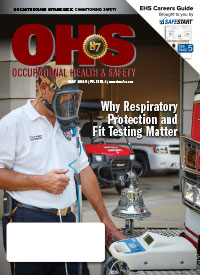 OHS Magazine Digital Edition - May 2019
