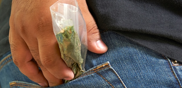 Relaxed attitudes toward marijuana use come at a time when the drug is more potent than ever. (J.J. Keller & Associates photo)