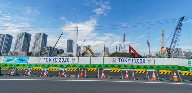 Rushed Schedule of Tokyo Olympic Construction May Be Affecting Worker Safety