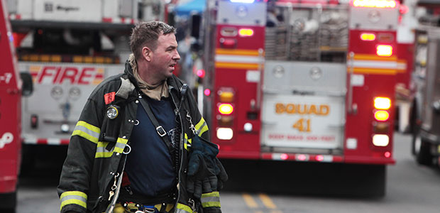 Mental Health and First Responders: How Their Jobs Can Cause More than Just Stress