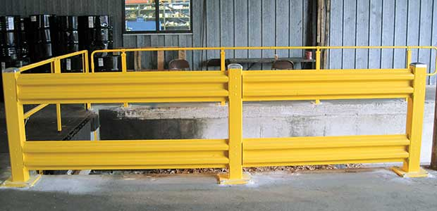 Protective Guard Rail: What It Is and Why You Need It