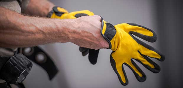 A Requirements Checklist for Work Safety Gloves