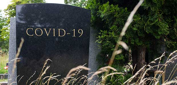 COVID-19 Reported as Third Leading Cause of Death in 2020 in the U.S.
