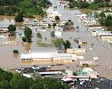 A COOP plan can help an organization recover more quickly from natural disasters, such as this flood in Nashville. (FEMA photo)