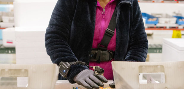 One New Device Tracks Warehouse Worker Movement to Improve Safety