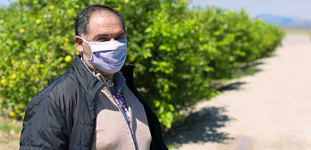 Farmers Continue Work with Minimal Coronavirus Protection