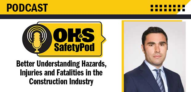 Better Understanding Hazards, Injuries and Fatalities in the Construction Industry