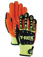 New from Magid, T-REX™ are the most comfortable impact gloves on the planet!