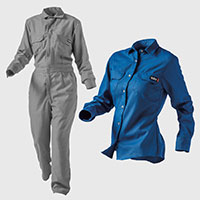 New TECGEN® FR Garments for Women