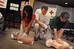 First Aid/CPR/AED Training