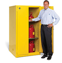PIG® Flammable Safety Cabinets