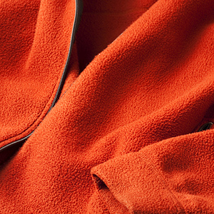 Wool-enhanced fleece