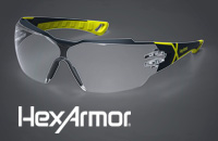 HexArmor® MX300 Safety Eyewear – Engineered for Wearability
