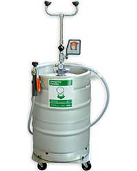 G1562 Portable Pressurized Eyewash and Drench Hose Keg