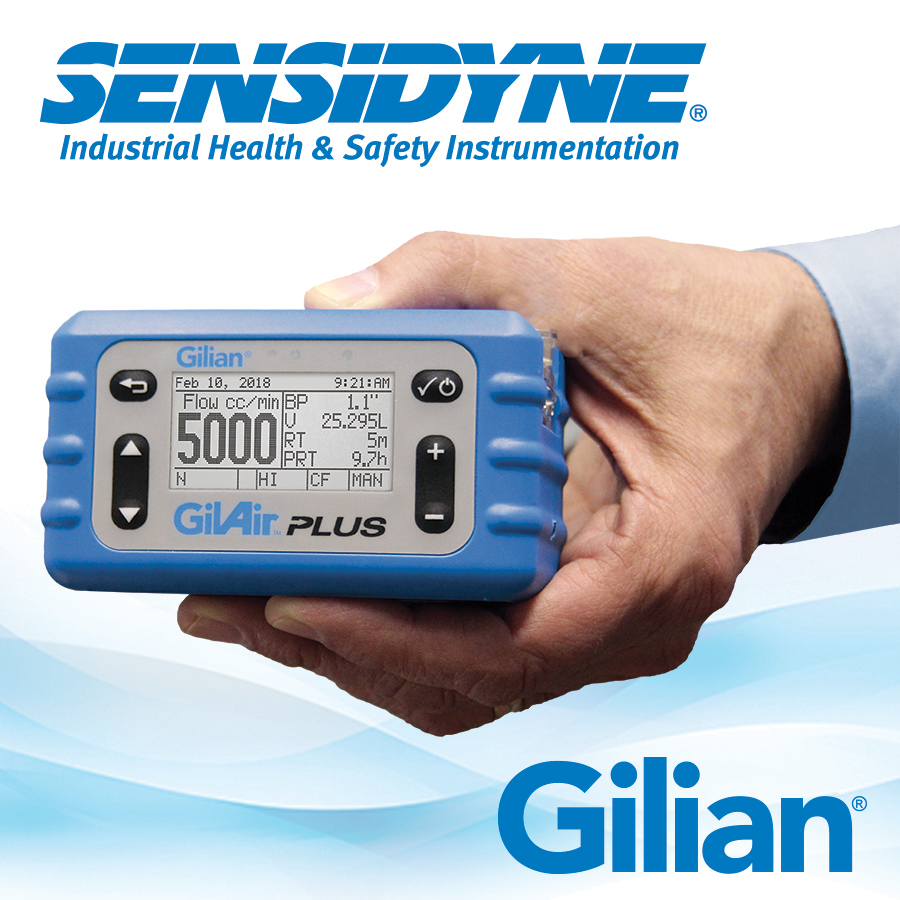 Gilian® Brand Air Sampling Pumps, Calibrators, and Accessories