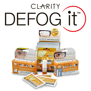 Lens Defog Cloths