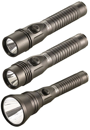 Dual Switch Flashlights
