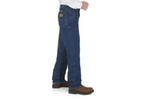 Wrangler® FR Denim Relaxed Fit Jean