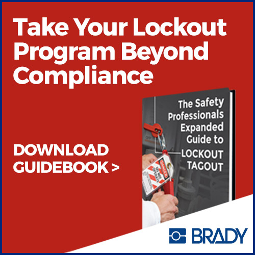 Lockout Tagout Guide