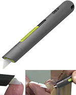 Pen Cutter Auto-Retractable