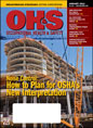 OH&S January 2011 cover
