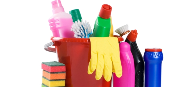 Hand injuries from chemicals are a leading cause of injury in the cleaning industry.