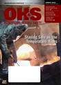 August 2014 OH&S cover