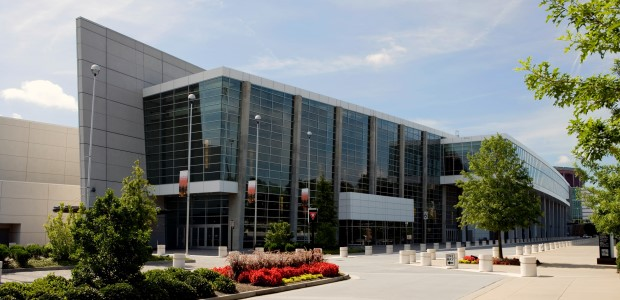 The Georgia World Congress Center is the site of largest U.S. safety conference of the year, with more than 14,000 professionals and more than 1,000 exhibiting companies expected to attend. (Atlanta Convention & Visitors Bureau photo)