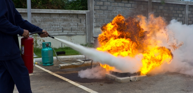 Are you training your employees as frequently as required? Have you trained them to know when they should not attempt to fight a fire because it is too large?
