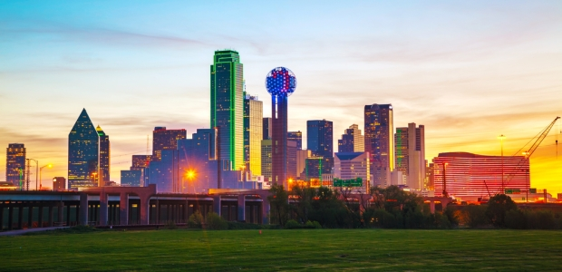 Sparkling downtown Dallas is the location for the American Society of Safety Engineers