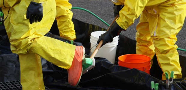 The CSD can also automatically provide the first responders with the proper isolation and protective actions and safe distances necessary in the case of a spill or accident.
