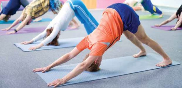 Yoga classes were the top wellness activity for incentives, and 41 percent of the survey