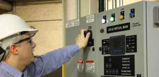 Administrative controls and warnings are less effective because they rely on workers following proper procedures and safe work practices. (Schneider Electric photo)