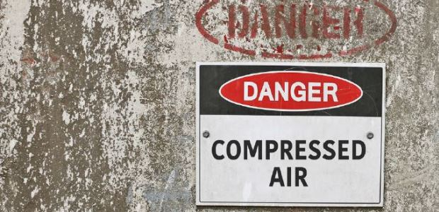 Compressed air systems can be hazardous and create potential liabilities for employers.