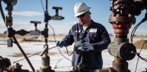 Beyond identifying and alerting workers about the presence of gases, consider whether data logging features are important to daily operations. (Draeger photo)