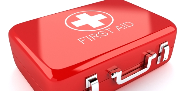 OSHA recommends as a best practice that employers designate one person the responsibility of choosing the types and amounts of first aid supplies, as well as maintaining them and the kit.