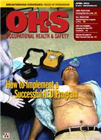 OHS April 2011 Cover