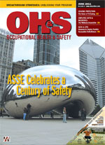 June 2011 OHS Cover