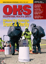 Occupational Health and Safety - January 2012 Digital Edition