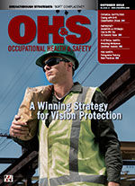 OHS Magazine Digital Edition - October 2013
