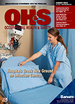 OHS Magazine Digital Edition - April 2013