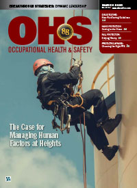 OHS Magazine Digital Edition - March 2020