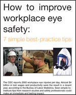 Seven Tips on Workplace Eye