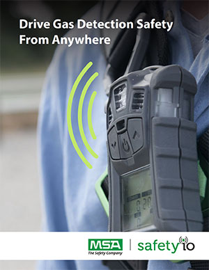 Drive Gas Detection Safety From Anywhere