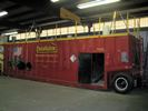 Clean Harbors uses its own fleet of mobile confined space training units to enhance worker safety and proficiency.