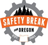 The 2014 Safety Break for Oregon is taking place May 14. (Oregon OSHA graphic)