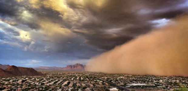 Arizonans Urged to Be Ready for Monsoon Season -- Occupational ... 808a438ae7517