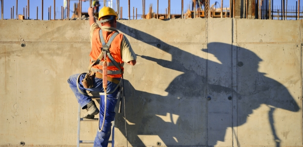 fewer construction laborers dying on the job