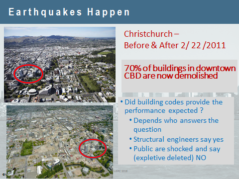 Earthquakes Happen