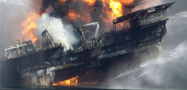 Recommendations from the U.S. Chemical Safety Board following the Deepwater Horizon blowout and oil spill in the Gulf of Mexico in April 2010 are still open. (U.S. Chemical Safety Board photo)